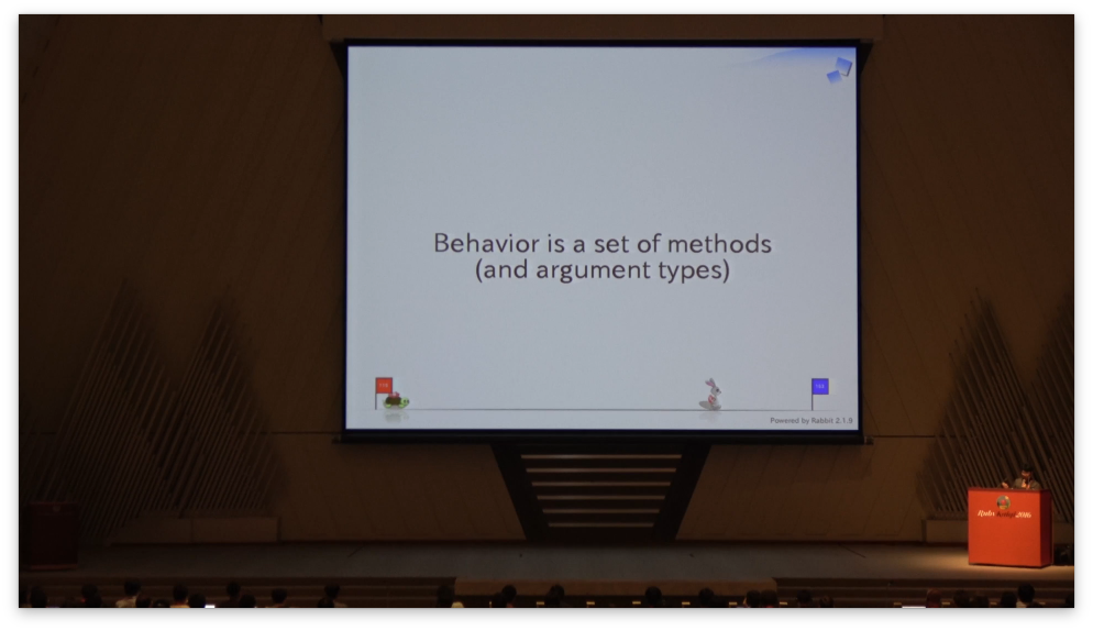 16.behavior_is_a_set_of_method